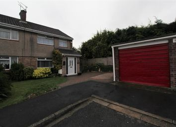 Thumbnail 3 bed semi-detached house for sale in Foxcombe Road, Whitchurch, Bristol