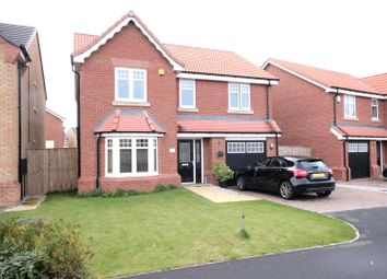 Thumbnail 4 bed detached house for sale in Athelstane Crescent, Edenthorpe, Doncaster