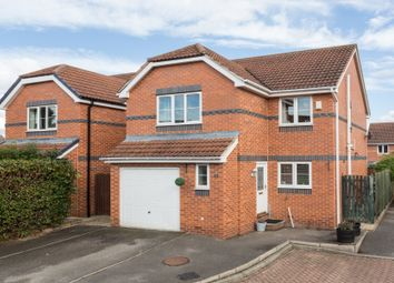 Thumbnail 4 bed detached house for sale in Abel Close, Boroughbridge, York