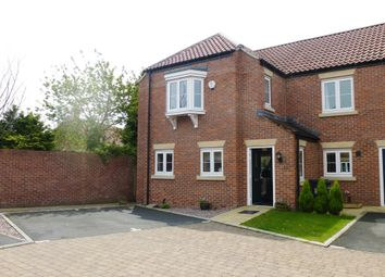 Thumbnail 3 bed mews house to rent in Blacksmith Court, Easingwold, York