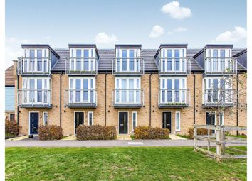 Thumbnail 4 bedroom town house to rent in Gatekeeper Walk, Little Paxton, St. Neots