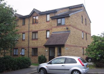 Thumbnail 1 bedroom flat to rent in Overton Drive, Chadwell Heath, Romford