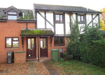 Thumbnail 2 bed terraced house to rent in Huntsmans Drive, Hereford