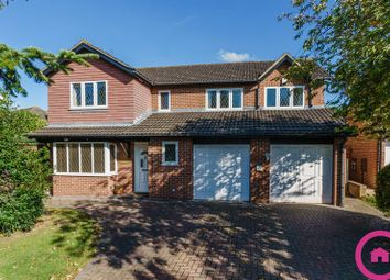 Thumbnail 5 bed detached house for sale in Larkspear Close, Gloucester