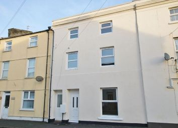 Thumbnail 4 bed terraced house to rent in Auckland Terrace, Parliament Street, Ramsey, Isle Of Man