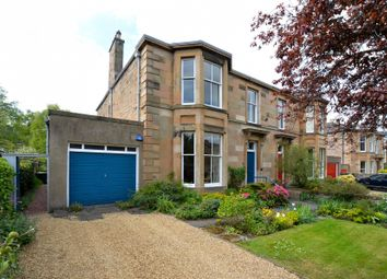 Thumbnail 5 bed semi-detached house for sale in 16 Tantallon Place, Grange, Edinburgh