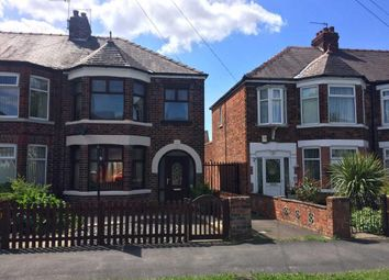 Thumbnail 3 bed end terrace house for sale in Priory Road, Hull