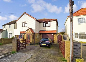 Thumbnail 4 bed semi-detached house for sale in Lower Sands, Dymchurch, Kent