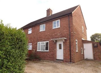 Thumbnail 2 bed semi-detached house for sale in Rydal Way, Newcastle, Staffordshire