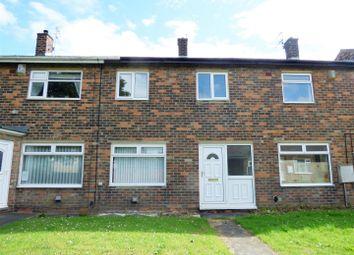Thumbnail 2 bed terraced house for sale in Norfolk Walk, Peterlee