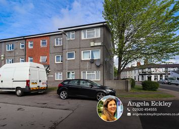 1 bed flat for sale in Elm Street, Roath, Cardiff CF24