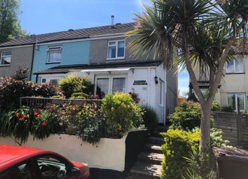 Thumbnail 2 bed end terrace house for sale in Trelawney Way, Torpoint