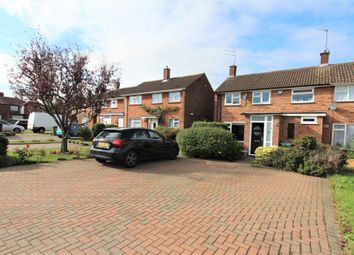 Thumbnail 3 bed end terrace house for sale in Kenilworth Close, Borehamwood