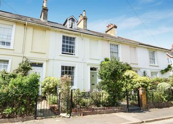 4 bed terraced house for sale in Edgar Road, St Cross, Winchester SO23