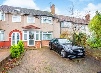 3 bed terraced house for sale in Ennismore Avenue, Greenford UB6