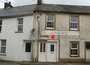 Thumbnail 3 bed cottage for sale in Mews Cottage, 1 Hottipass Street, Fishguard, Pembrokeshire