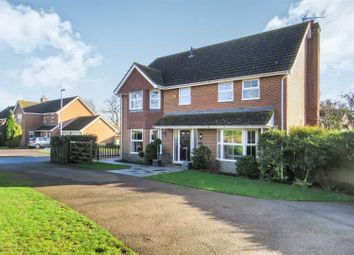 Thumbnail 5 bed detached house for sale in Brookfield Way, Bury, Ramsey, Huntingdon