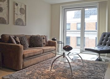 1 bed flat to rent in Bezier Apartments, City Road, Shoreditch EC1Y