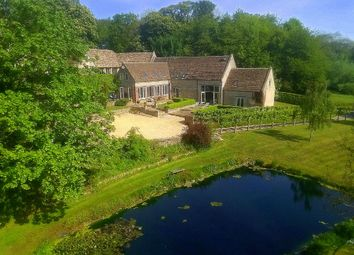 Thumbnail 5 bed barn conversion to rent in Lower Easton Piercy, Kington St. Michael, Chippenham