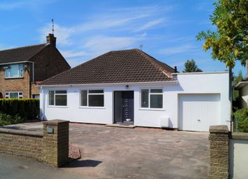 Thumbnail 4 bed detached bungalow for sale in Comer Road, Worcester