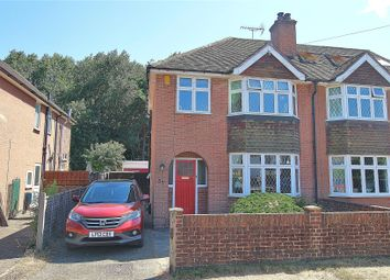 Thumbnail 4 bed semi-detached house for sale in Brookwood, Woking, Surrey