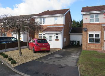 Thumbnail 3 bedroom link-detached house for sale in Haywoods Farm, West Bromwich