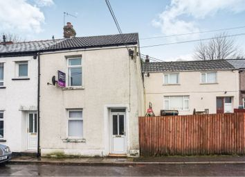 Thumbnail 2 bed end terrace house for sale in Drysiog Street, Ebbw Vale