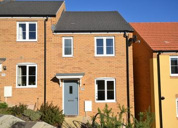 Thumbnail 2 bedroom end terrace house for sale in Wincanton, Somerset