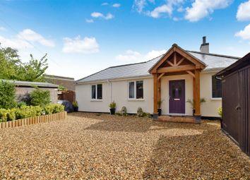 Thumbnail 4 bed detached bungalow for sale in West Drive, Highfields Caldecote, Cambridge
