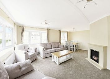Thumbnail 2 bed mobile/park home for sale in Corfe Road, Stoborough BH20.