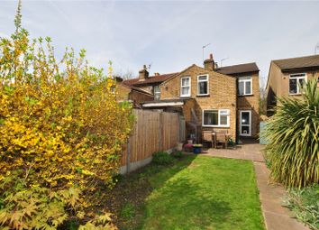 Thumbnail 3 bed end terrace house for sale in Manor Place, Staines-Upon-Thames, Surrey