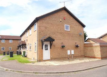 Thumbnail 3 bed end terrace house to rent in Rudyard Close, Luton