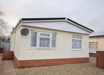 Thumbnail 2 bedroom mobile/park home for sale in Acacia Avenue, Charnwood Park Estate, Scunthorpe