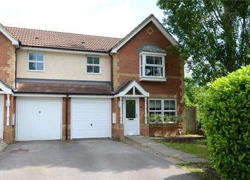 Thumbnail 3 bed semi-detached house for sale in Arbery Way, Arborfield, Reading