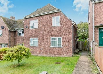 Thumbnail 4 bedroom end terrace house for sale in West Road, Bury St. Edmunds
