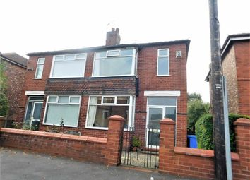 Thumbnail 3 bedroom semi-detached house for sale in The Circuit, Edgeley, Stockport