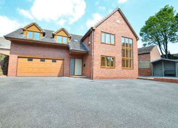 Thumbnail 4 bed detached house for sale in Top House, 6 Top Row, Doncaster Road, Barnsley, South Yorkshire