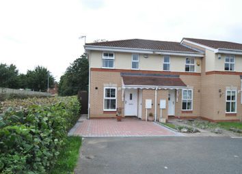Thumbnail 2 bed end terrace house to rent in Falcon Close, Droitwich