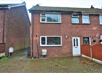 Thumbnail 3 bedroom semi-detached house for sale in Stansfield Road, Hyde