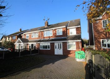 Thumbnail 4 bed property for sale in Moss Lane, Ormskirk