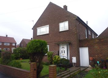 Thumbnail 3 bedroom semi-detached house for sale in Blaketown, Seghill, Northumberland