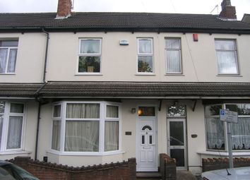 Thumbnail 3 bedroom terraced house for sale in Raby Street, Wolverhampton