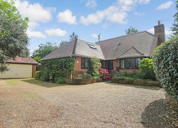 Thumbnail 4 bed detached house for sale in Lower Chase Road, Swanmore, Southampton