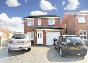 Thumbnail 4 bed detached house for sale in The Ridings, Longlands, Middlesbrough
