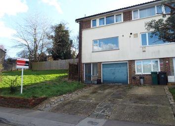 Thumbnail 3 bed end terrace house for sale in Lillie Road, Biggin Hill, Westerham, Kent