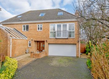 Thumbnail 4 bed detached house for sale in Savanna, Down Road, Alveston, Bristol