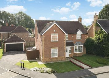 Thumbnail 4 bed detached house for sale in Appleby Crescent, Knaresborough