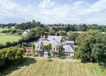 Thumbnail 10 bed country house for sale in Southampton Road, Boldre, Lymington