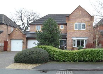 Thumbnail 5 bedroom detached house for sale in Collinbourne Close, Trentham, Stoke-On-Trent