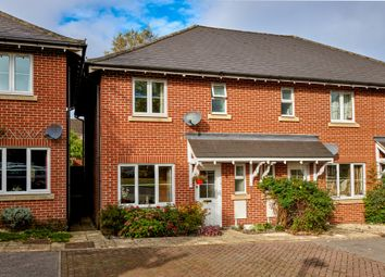 Thumbnail 3 bed terraced house for sale in Wey Gardens, Camelsdale, Haslemere, Surrey